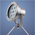 7W LED underwater lighting