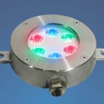 6W LED underwater lighting