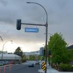 LED Street Name Sign